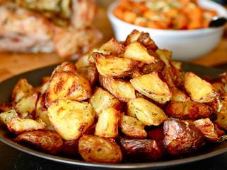 Berbere Roasted Potatoes