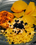 Persian Rice with Advieh