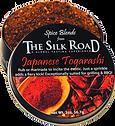 Togarashi  Enameled Can Open Raw clean t