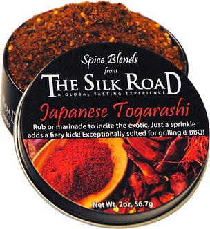 Japanese Togarashi