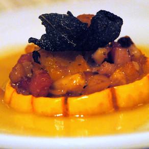 Scallop-Stuffed Squash (Capesante al Forno)