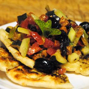 Dukkah Fattoush Salad
