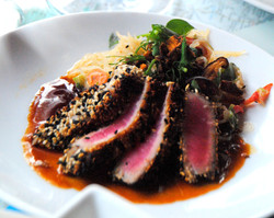 Seared Ahi Tuna May 16, 2016, 5-032