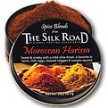 Harissa  Enameled Can Open Raw clean tri
