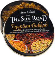 Dukkah  Enameled Can Open Raw Clean Trim