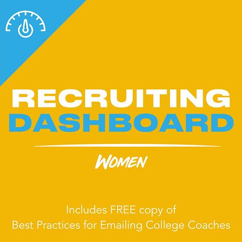 Recruiting Dashboard (Women)