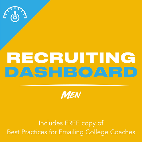 Recruiting Dashboard (Men)