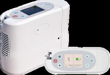 Kingon Portable Oxygen Concentrator P2 B