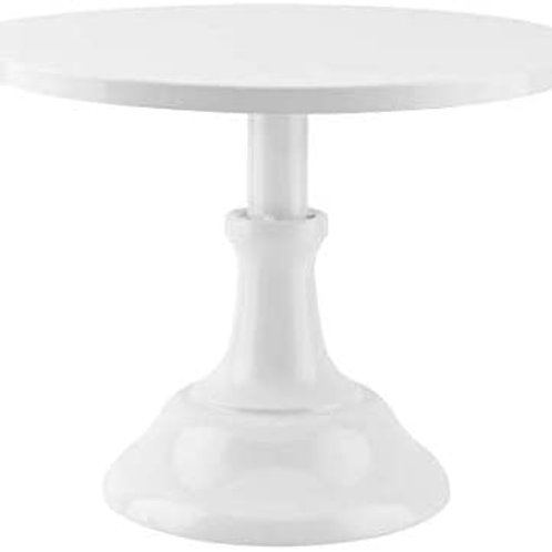 Cake Stand in White