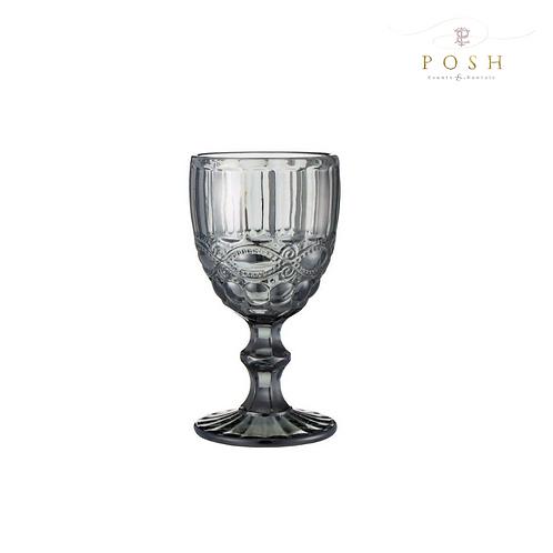 Grey Vintage Glassware