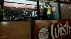WISH FM 107.5