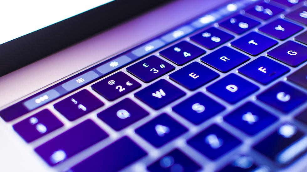 Clavier Macbook Pro avec TouchBar