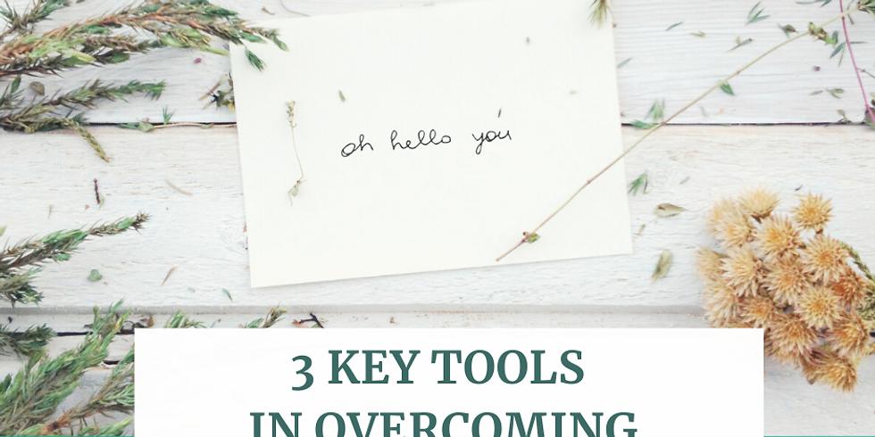 3 Key Tools in Overcoming M.E/CFS & Fibromyalgia - Free Online Webinar