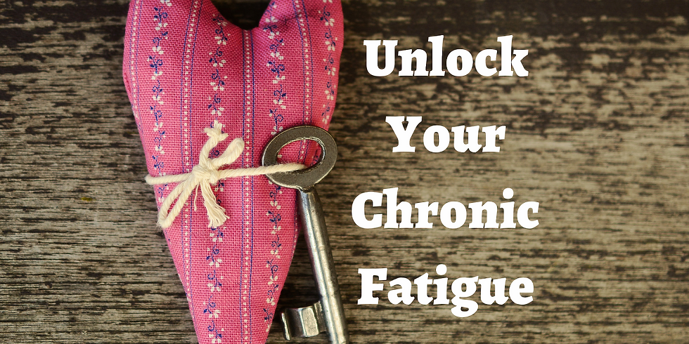 3 Key Tools to Unlock Your Chronic Fatigue