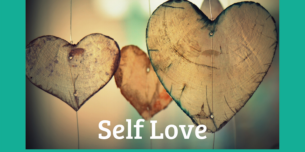 Self Love - Free Online Wellbeing Workshop