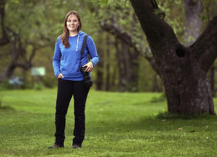 Kelsey Kobik in the Press Herald!