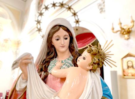 Madonna delle Grazie 2020