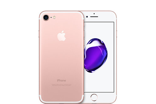 REFURBISHED Apple iPhone 7, Rosé Gold, 32GB