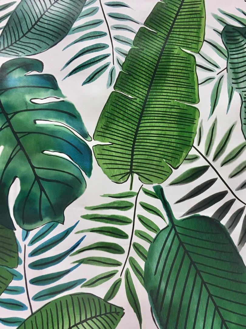 Monstera Leaf Table Cloth.jpg