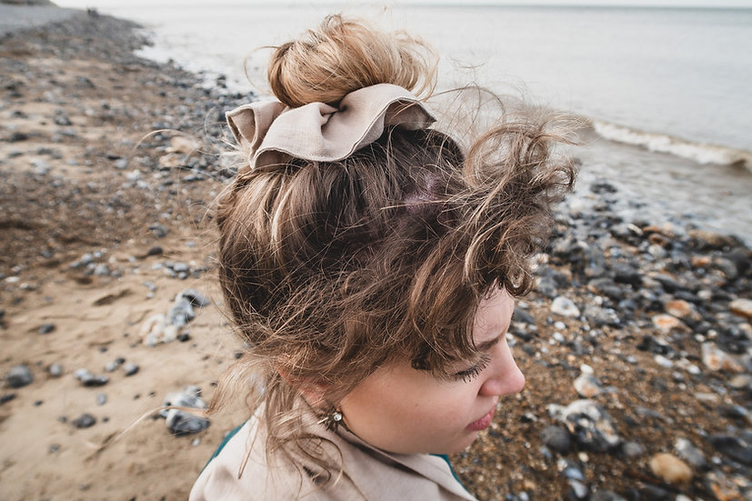 Colossal Hair Scrunchie