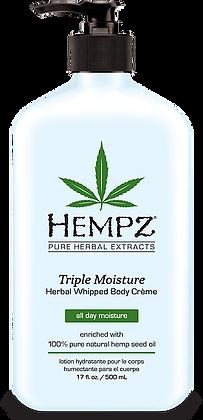 Hempz Triple Moisture 17 oz
