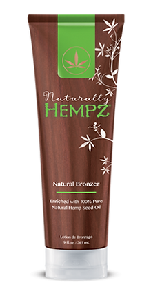 Hempz Natural Bronzer 9 oz