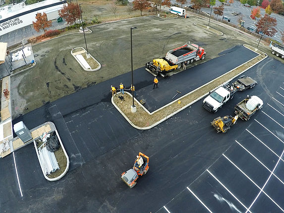 Parking Lot Paving Experts