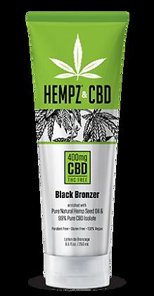 Hempz & CBD Black Bronzer 8.5oz