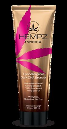 Hempz Hypoallergenic Dark DHA Bronzer 9 oz