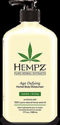 Hempz Age Defying Moisturizer 17 oz