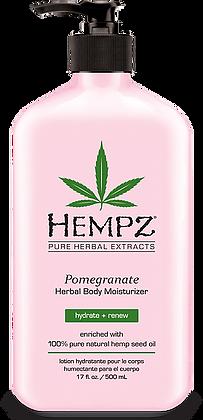 Hempz Pomegranate Moisturizer 17oz