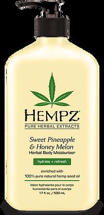 Hempz Sweet Pineapple & Honey Melon Moisturizer 17 oz