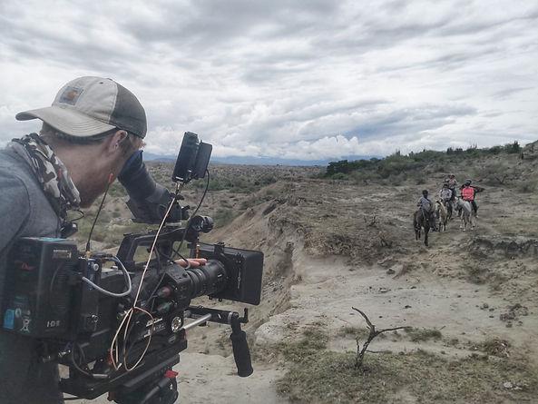 Jack Downes Camera Operator