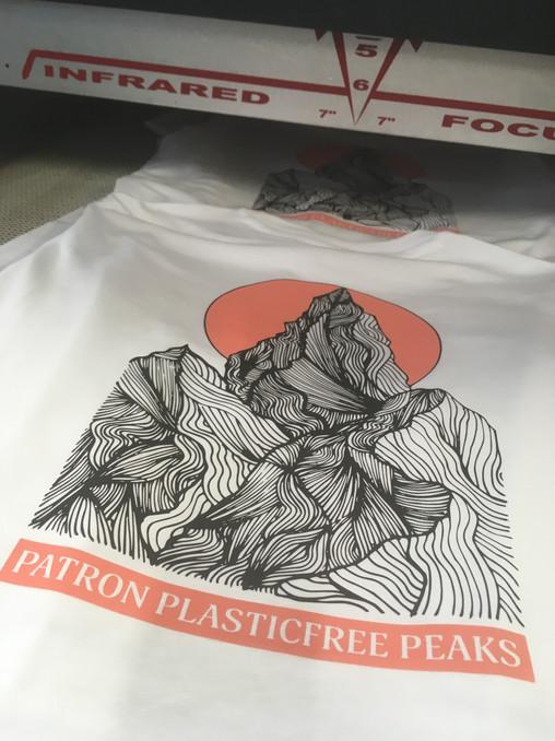 Patron / Plasticfree Peaks