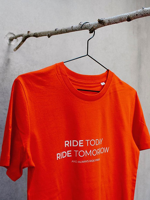 Ride Today Ride Tomorrow