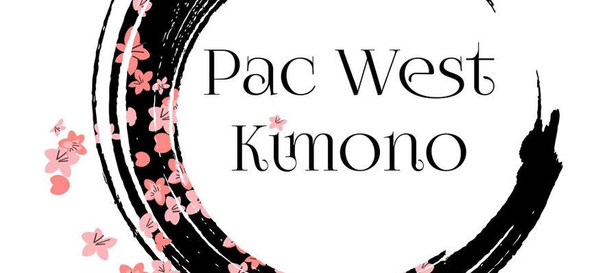 Pac West Kimono