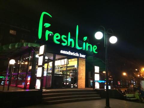 Открытие нового сэндвич-бара в Харькове!