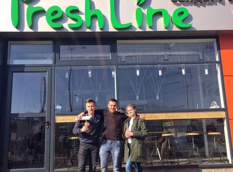 Новий FreshLine на Героїв Праці у Харкові