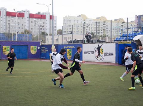 Freshline - переможець етапу міні-футбол!