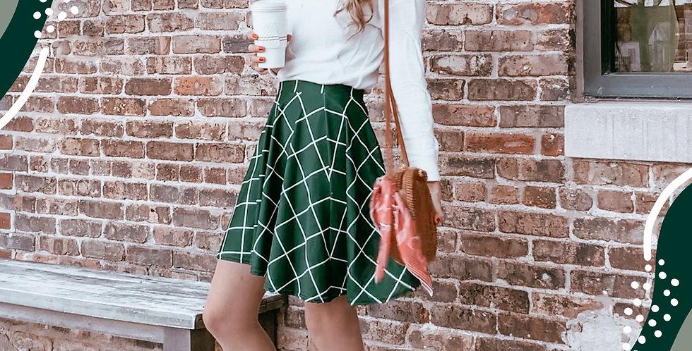 Evergreen Skirt