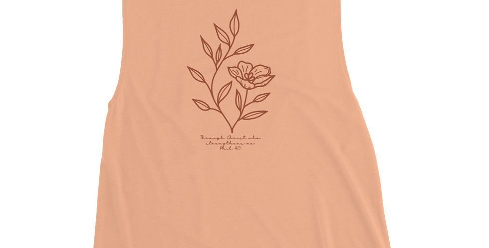 Ladies' Muscle Tank copy