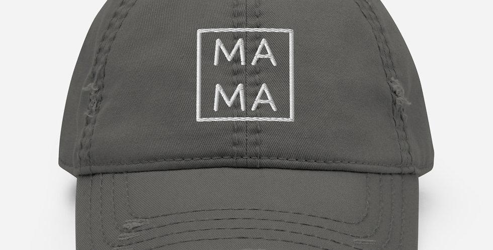 Mama Hat | Distressed