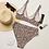 Thumbnail: Cheetah Print Recycled High-Waisted Bikini
