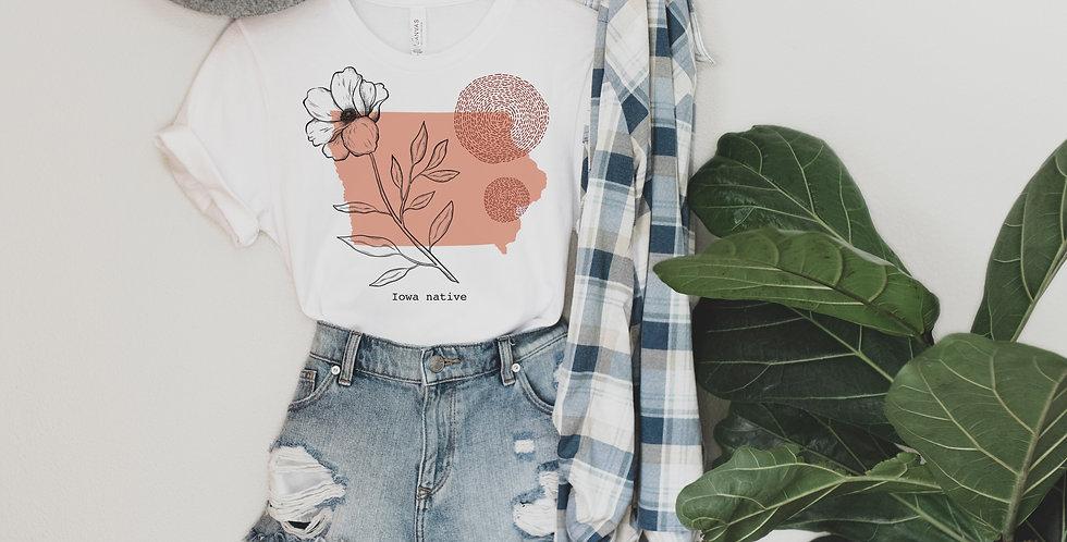 Iowa Native Prairie Rose