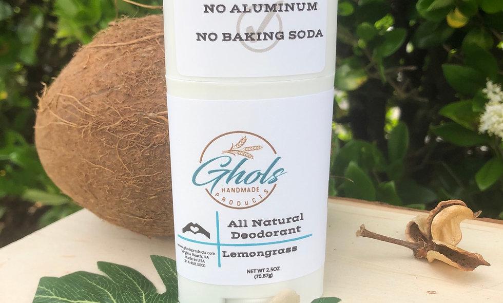 Deodorant W/O Baking Soda