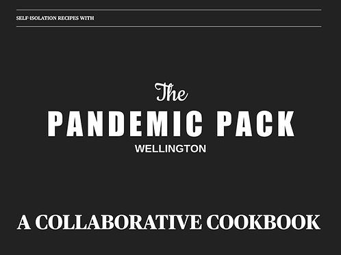 The Pandemic Pack Collaborative Cookbook