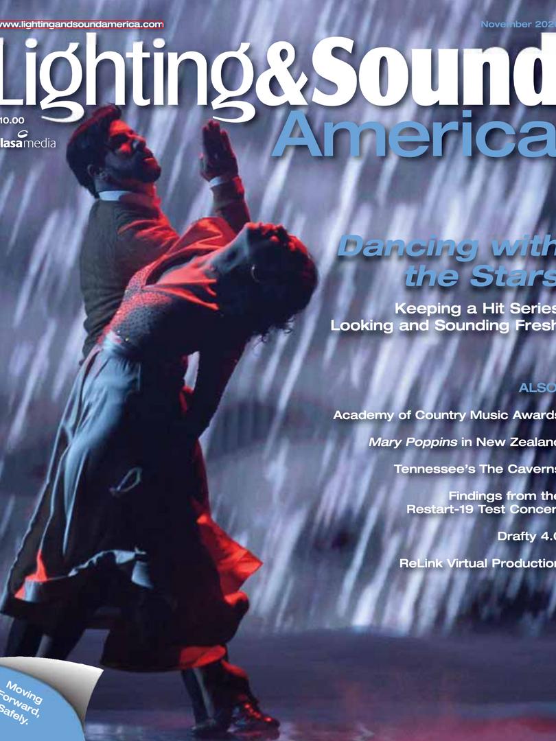 Light & Sound America: Dancing with the Stars Season 29