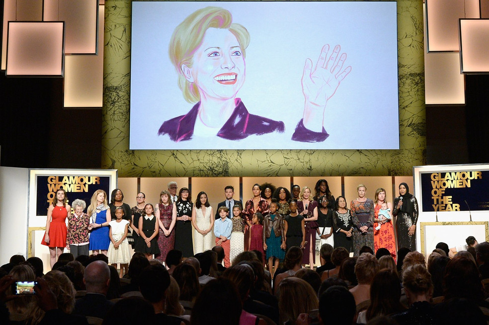 Glamour Women of the Year