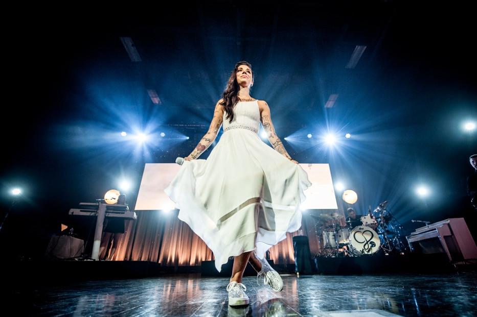 Christina Perri Girls Night Out Tour