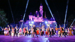 Dancing with the Stars S28 Disney Night - Lighting Programmer